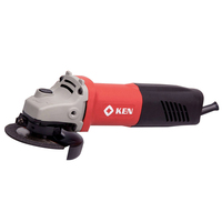 KEN New 100mm Mini Angle Grinder 710W Grinders
