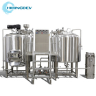 Steamed Heated 20 Barrel 30 Barrel Brewhouse Plant Beer Brewing System for craft beer brewing