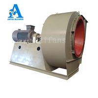 400mm.H2O Industrial Air Exhaust Centrifugal Electric Fan and Air Blower