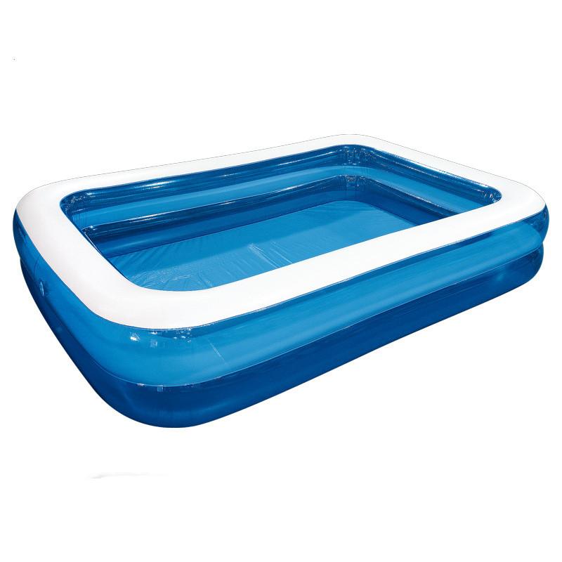 स्वास्थ आउटडोर पीवीसी स्नान टब खेल Inflatable स्विमिंग पूल