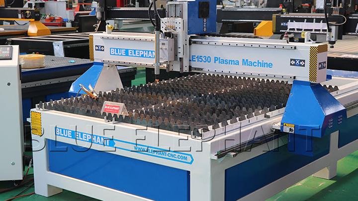 फैक्टरी मूल्य 5x10 फुट पोर्टेबल सीएनसी प्लाज्मा काटने की मशीन