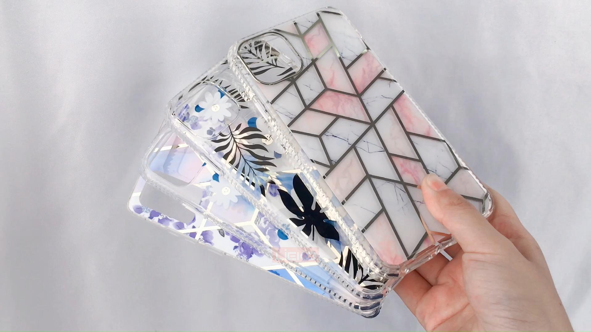 カスタムパターン印刷デザインカバーimd水転写印刷電話ケースiphone 11 2019用超薄型pcハードケース