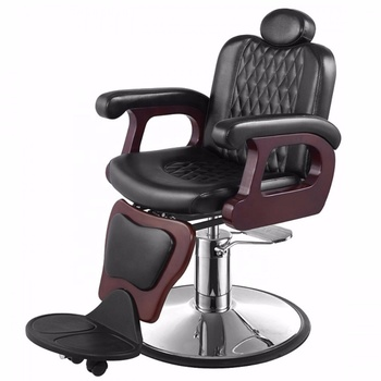 Man's Hairdressing Chair cheap Hydraulic vintage barber chair with low price sible