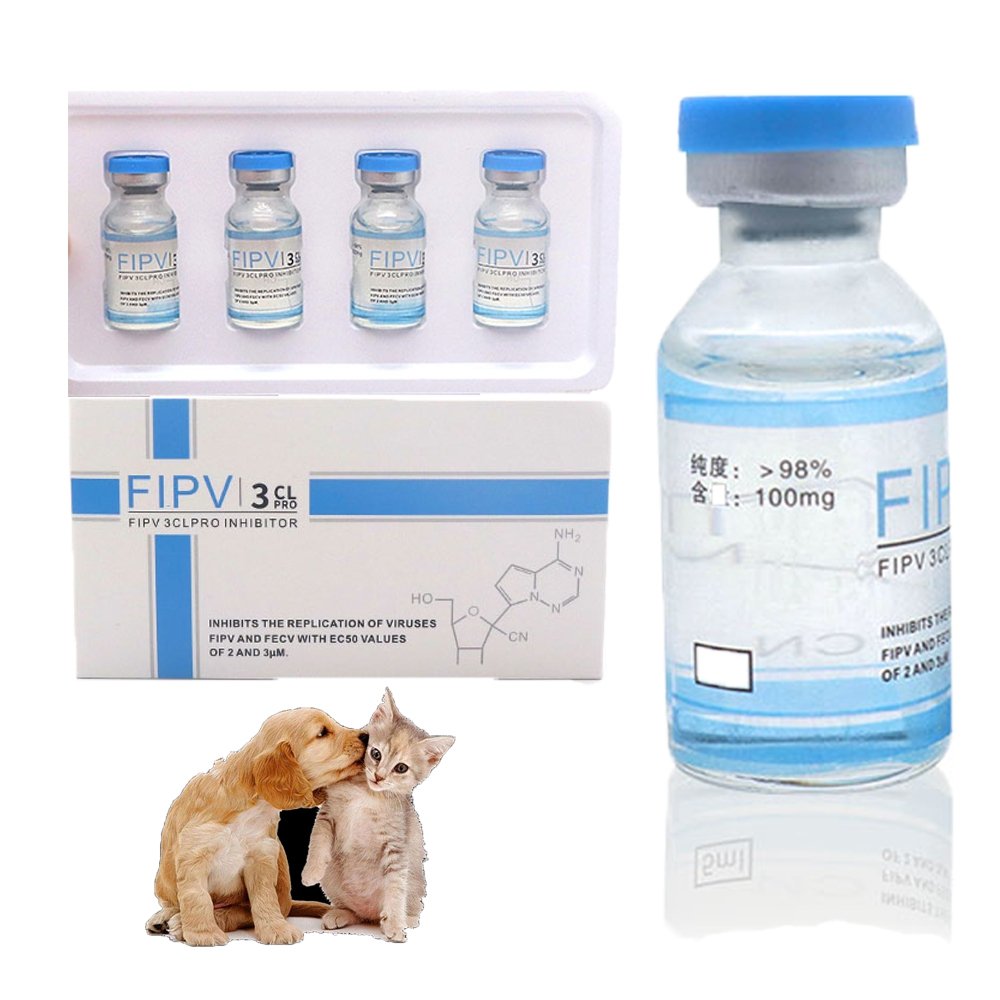 High purity Gs441524 Injection For Cats