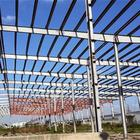 Design Manufacture Galvanized Light Steel Structure building warehouse