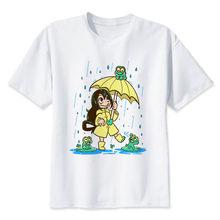 Футболка с Аниме Boku No Hero Academia, модная футболка в стиле хип-хоп для мужчин и женщин(Китай)