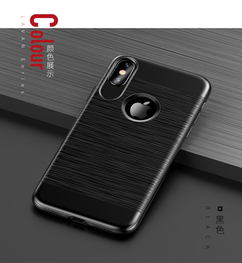 Ucuz fiyat arka kapak kare TPU telefon Iphone için kılıf X