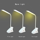 Lamps Lamp Study LED Desk Lamps Folding Table Lamp Eye-Protection 3 Brightness Levels Led Study Light