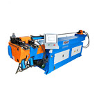4inch diameter iron pipe hydraulic pipe bending machine for steel bike, steel pipe forming bend to produce chairs
