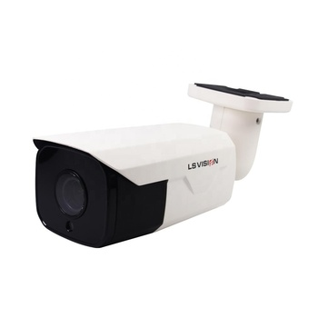 LS VISION POE IP ONVIF Starlight Security Motorized Lens Color Night Vision 2Mepapixel CCTV P2P Outdoor  Bullet IP Camera