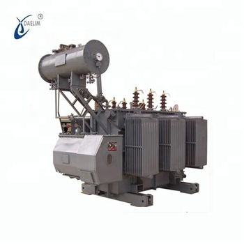 200 MVA 200000 KVA 220 KV שמן שקוע כוח שנאי 200mva