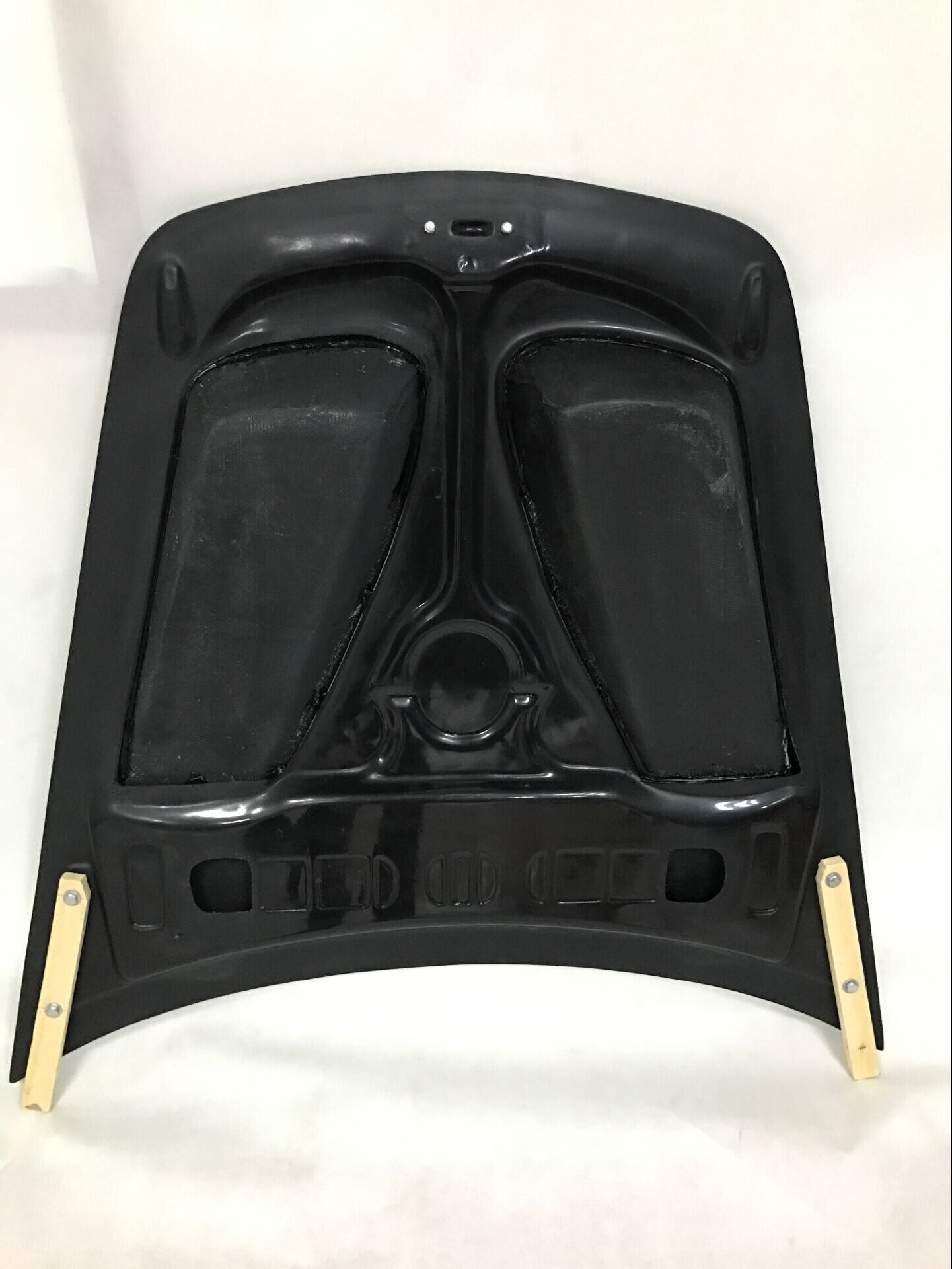 GT Style Carbon Hood/Bonnet For Ferrari 430 Hood Bonnet