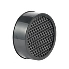 Universal compressed purifier media pleated high efficiency cartridge honeycomb activated carbon h13 hepa air filter