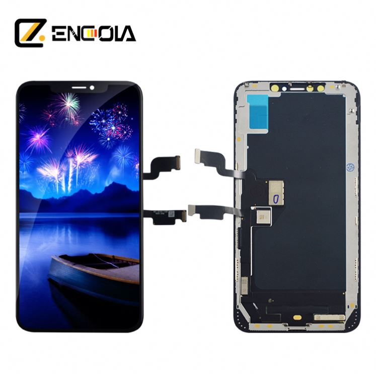 Tela de lcd do telefone móvel para o iphone 4 5 5S 6 6 6s plus SE 7 8 X XS Max XR LCD