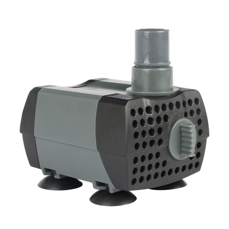 Heto 80GPH small submersible water pump, Small water pump, Mini water pump for Fountain Waterfall Statuary Aquarium Fish Tank