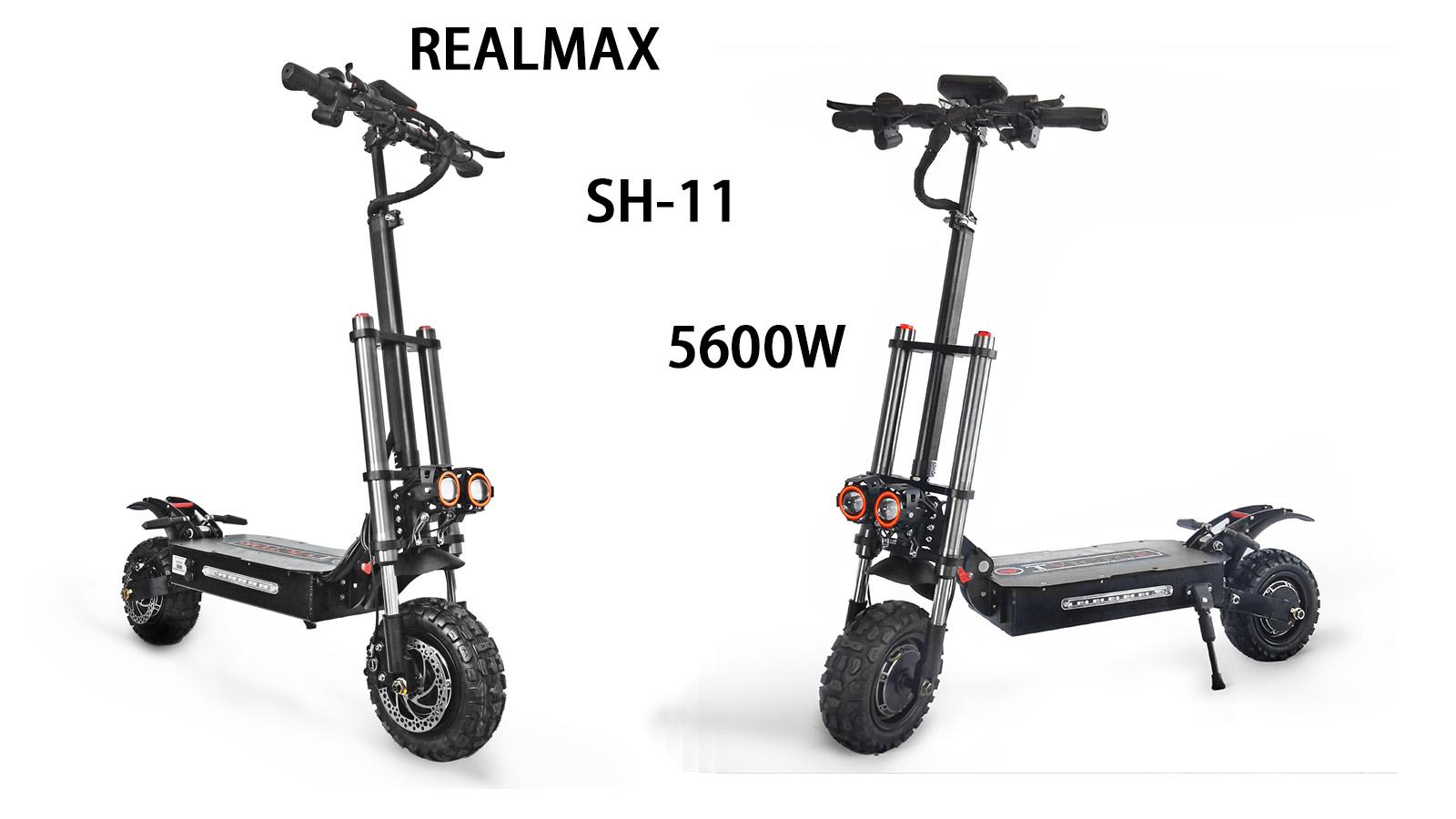 5600w 60v電動スクーター11インチ2モーターホイールリチウムバッテリー大人脂肪タイヤ折りたたみスケートボード