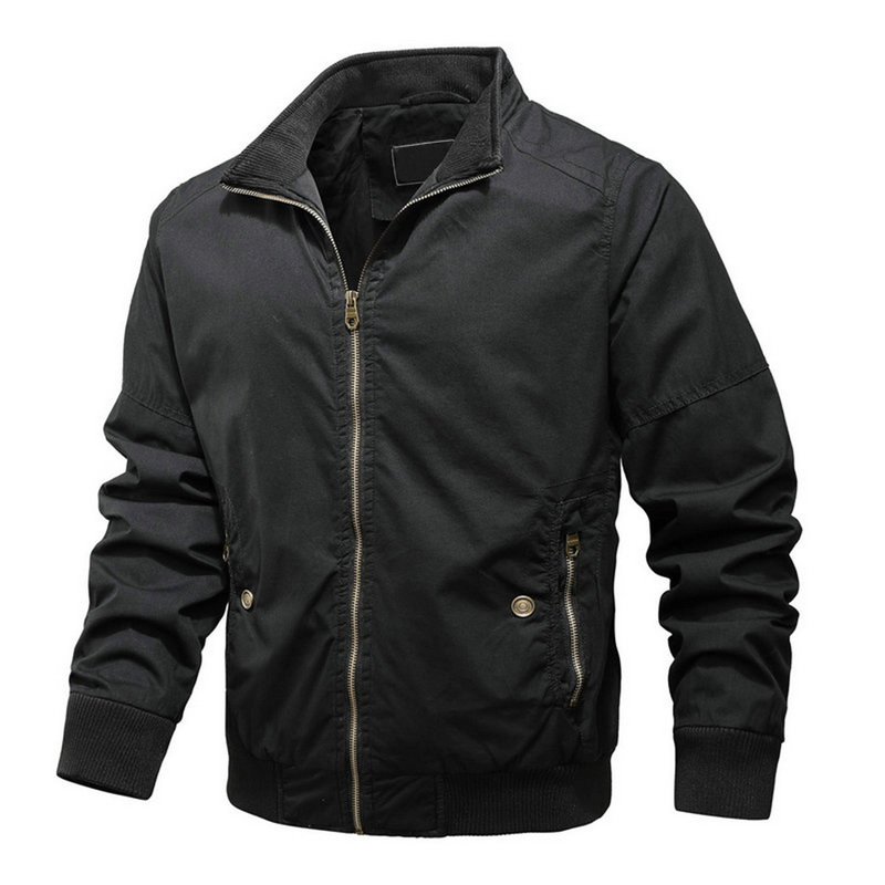 Winter Thickening Fleece Warm <strong>Military</strong> <strong>Style</strong> Track <strong>Jacket</strong> Men Plus Size Bomber <strong>Jacket</strong> Coat