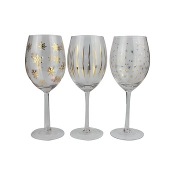 Hot sale factory direct colored wine glass beach The most competitive price