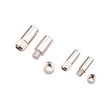 Hardware <span class=keywords><strong>del</strong></span> Gabinete muebles tornillo <span class=keywords><strong>estante</strong></span> soporta con 8mm PIN