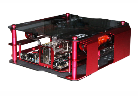 Toploong ESC-02  Gaming Chassis laptop