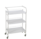 TODOM DT-288G beauty equipment beauty trolley professional trolley goods hairdressing cart trolley for salon
