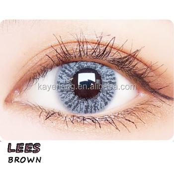 Popular Korea Color Soft Contact Lens Lees Gray Buy Color Lenses Contact Lenses Magic Color Contact Lenses Product On Alibaba Com