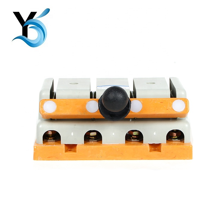 HD11F 100-48 series protecting opening type knife switch Power protector Error-proof knife switch