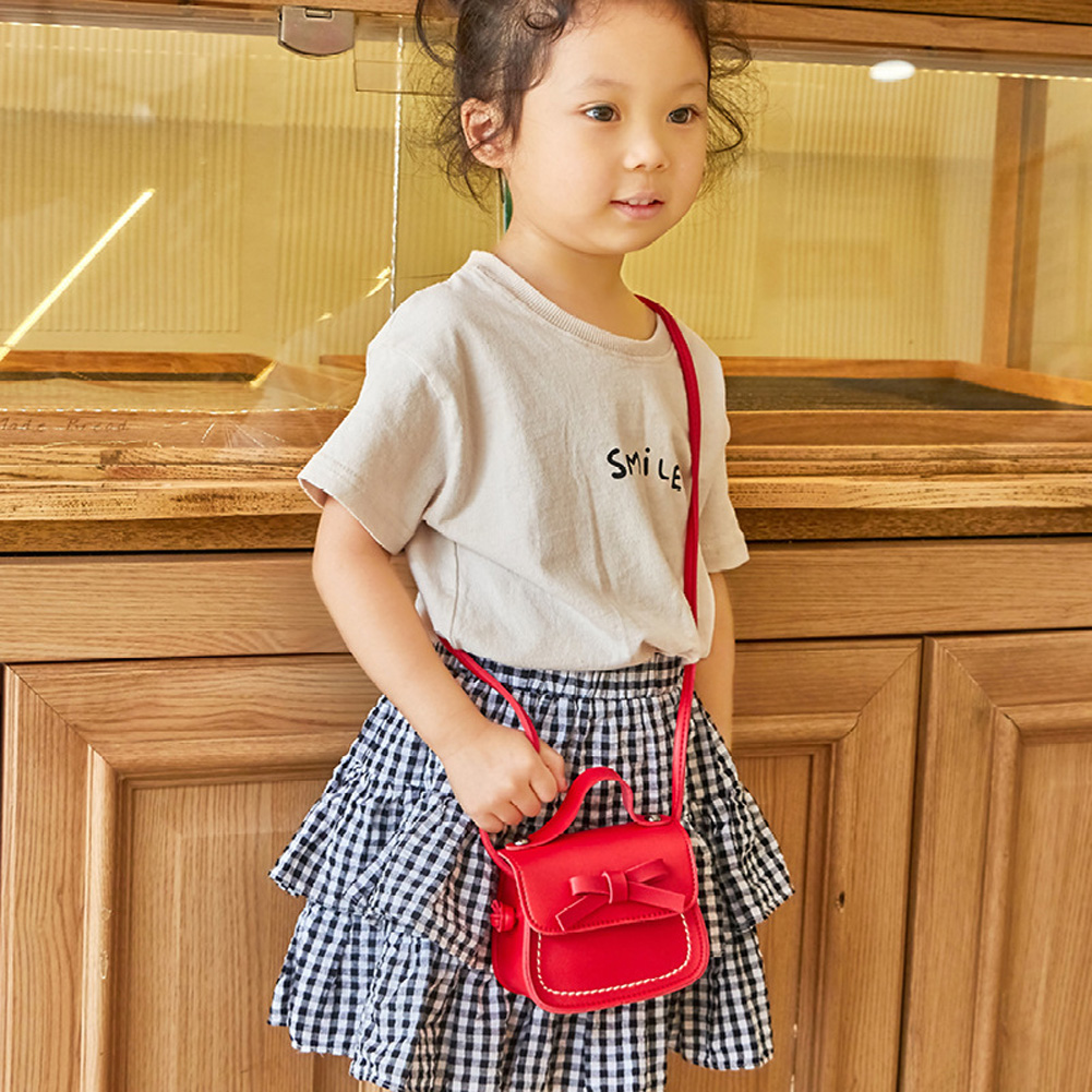 product-2020 New Toddler Baby Messenger Bags Children Kids Girls cute Shoulder Bag small Handbag Sol-3