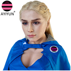AYIYUN New Developed Product Game of Thrones Daenerys Targaryen Real Silicone Sex Doll Breast Vagina Anal Oral Love Doll For Men
