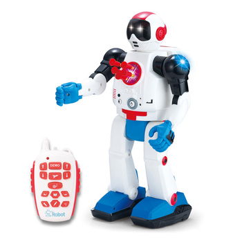 Intelligent Shooting Missile Conversation Programmable Remote Control Dancing Robot