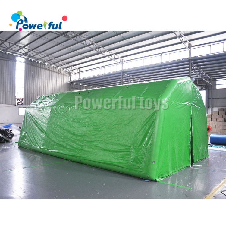 Military outdoor inflatable tent for hospital