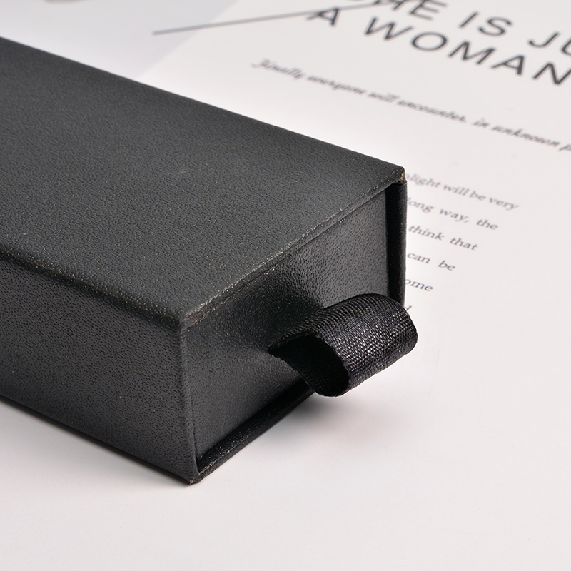 Fashion Unique Design Customized Logo Drawer Box for Pen Good Quality Paper Boxes Business Gift Box