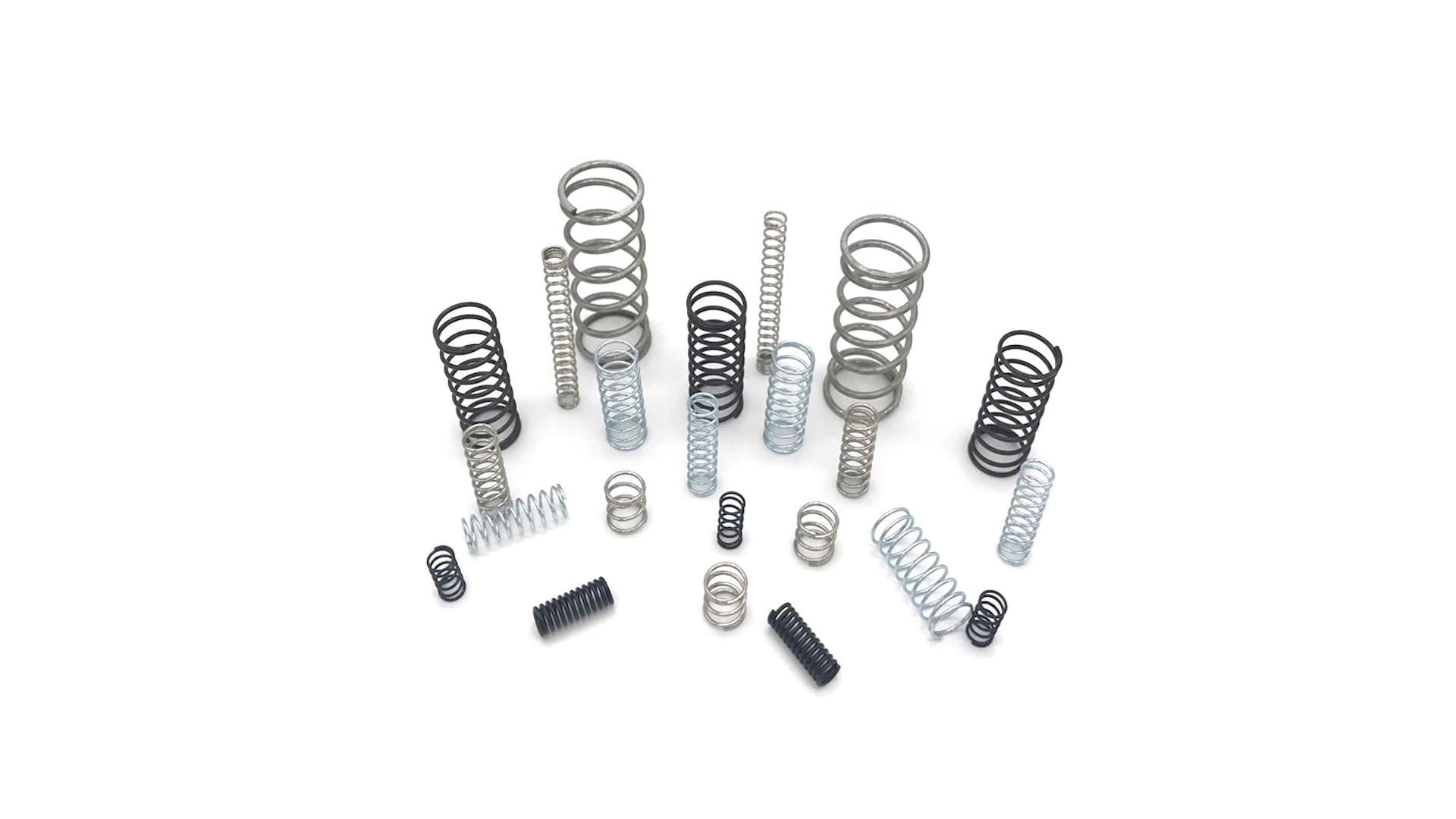 Ressort de Compression en acier, professionnel, personnalisé, toutes sortes de matériau en acier