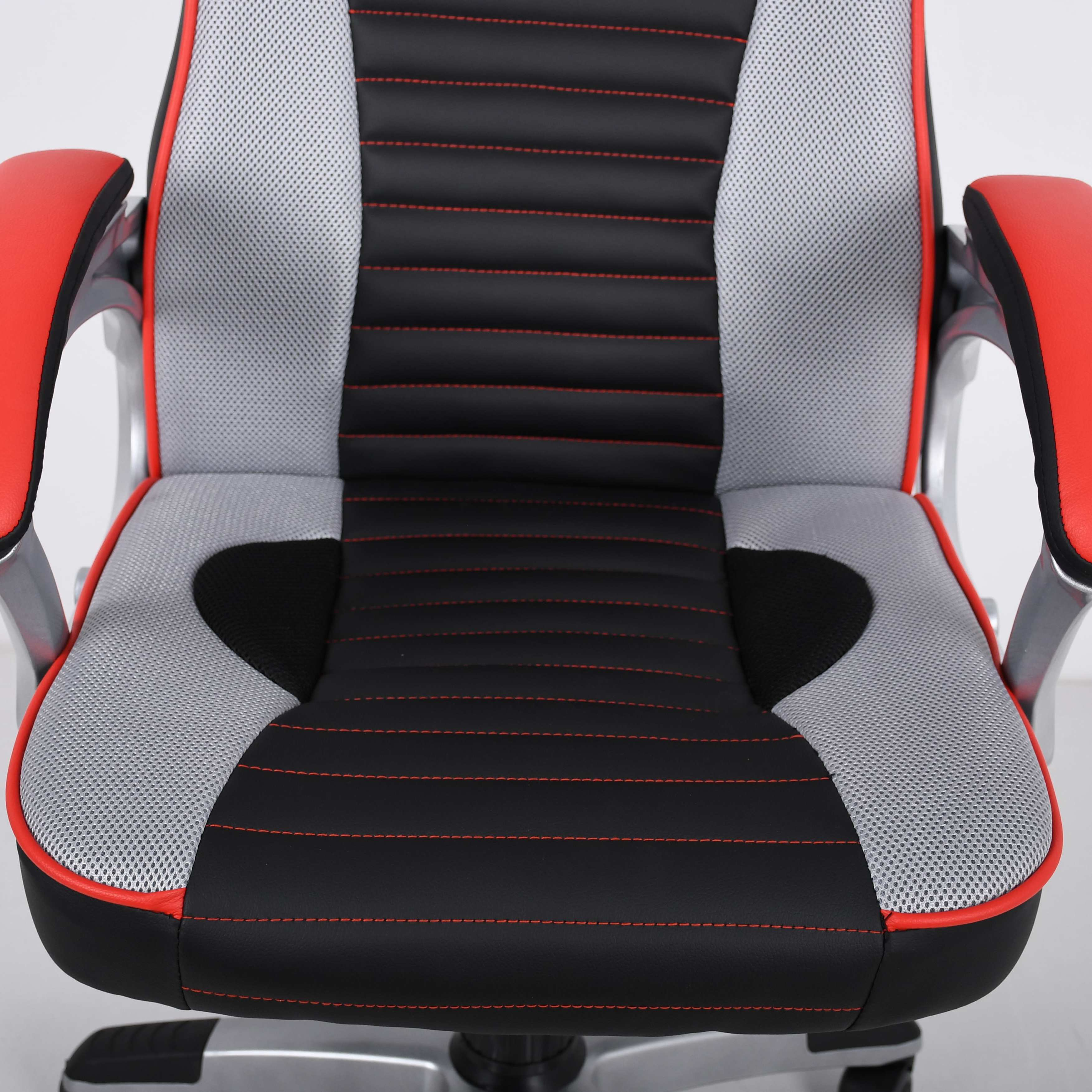 Wholesale zero gravity adjustable colorful design office chair red massage pc computer racing office gaming chair