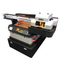 Big discount uv flatbed printer for wood/plastic/phone case/metal/pens/golf ball