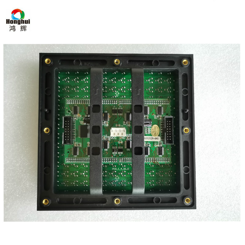 Factory price high brightness full color DIP p10 outdoor led screen display module for advertising billboard