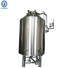 Automatic 500l bright beer tank sus tun for all grain beer
