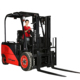 New Electric Forklift Truck 3500kg DC MOTOR lifting height 3000mm-6000mm