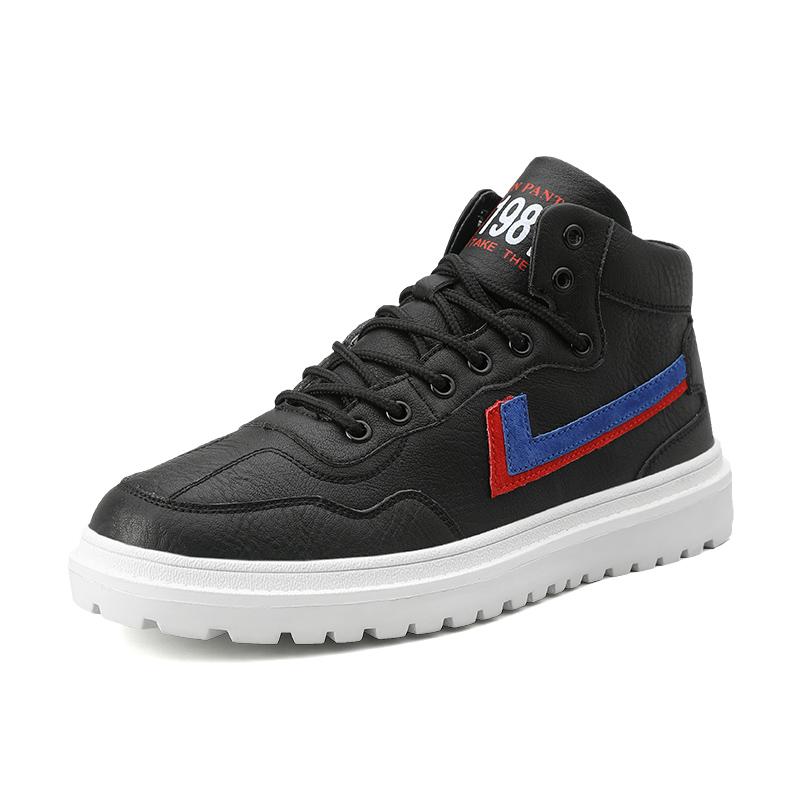 Nuovo di alta qualità scarpe da uomo di sport scarpe da uomo moda casual ultraleggero e traspirante sneakers high-top scarpe basse