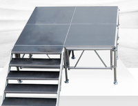 Wholesale Hight Quality Mobile Foldable Stage For Sales