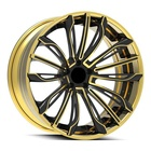 2pcs forged custom design auto parts,18/19/20/21/22/23/24inch 2pcs forged alloy wheels for car,car wheels