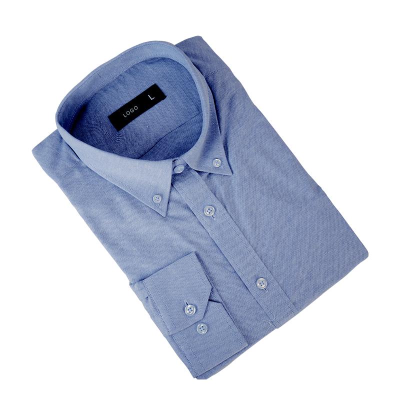 Benutzerdefinierte Solide Multi Farbige Oxford Weißen männer Kleid Shirts