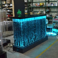 new design aquarium modern glowing led bar counter for led bar furniture