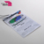 custom shaped double sided PVC recycled white paper price instruction hang tags