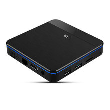 OEM China Lieferant Digitale 4k 8GB RK3228A Android 9,1 TV Box verbinden mit smart tv