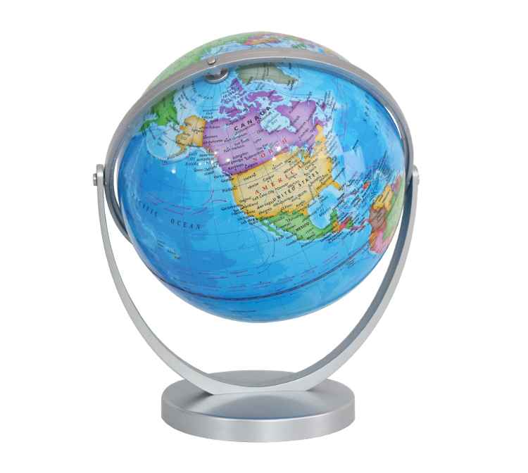 Fast Delivery 20cm Political District education toys globe map Universal Globe Stress Ball Map