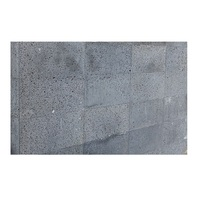 Black Basalt Stone Cladding Tile For Exterior Wall