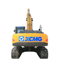XCMG hot selling 21 ton XE215C hydraulic crawler excavator for sale