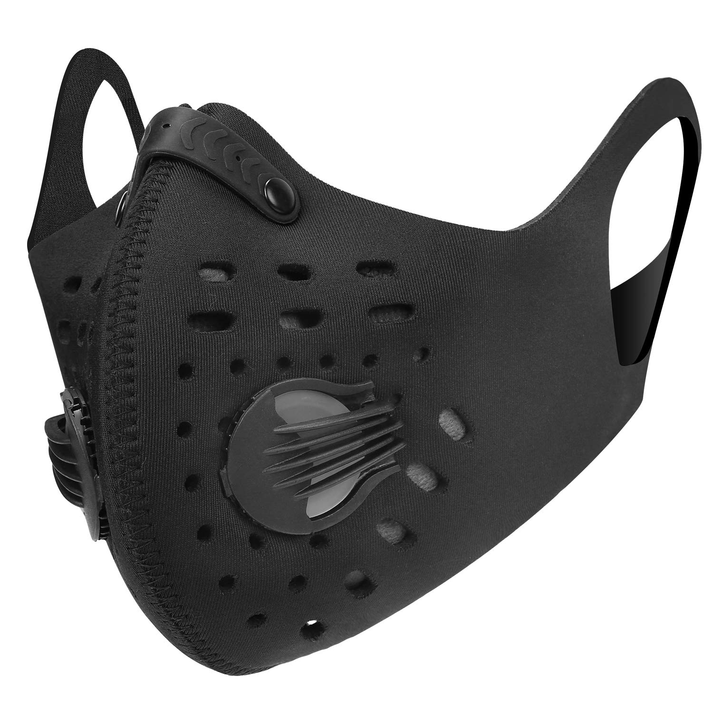masque anti poussiere sport