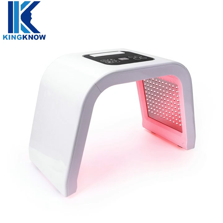 Hot Sale 7 Color PDT Photon Therapy Facial Machine LED Light Photodynamic Mask Skin Care Rejuvenation Photon Facial Body Therapy